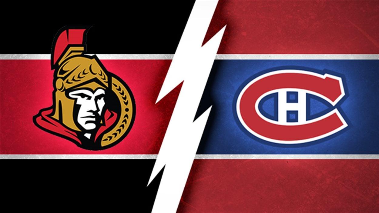 La rivalité entre les Sénateurs et le Canadien dans la région d'Ottawa-Gatineau est belle et bien installée.