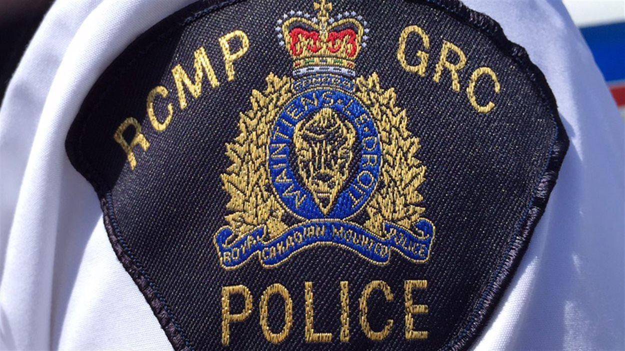 L'écusson de la Gendarmerie royale du Canada