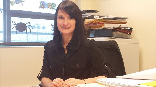 Marie-Piere Belisle, ex-enseignante
