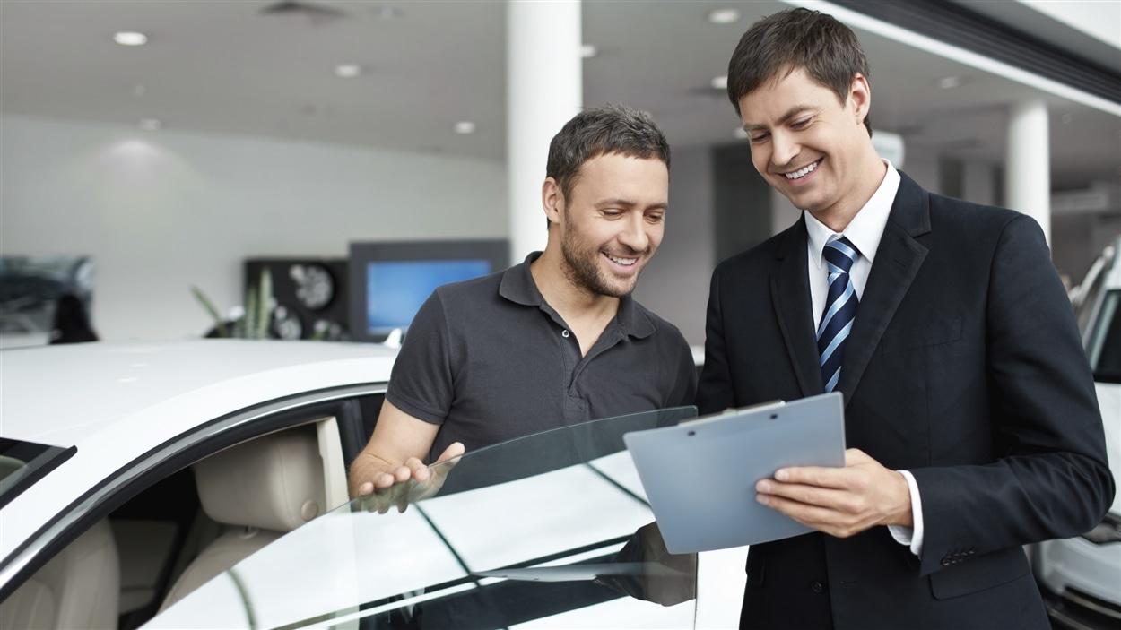 L'art de vendre un véhicule : un vendeur d'expérience ...