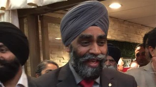 Le libéral Harjit Sajjan remporte Vancouver-Sud