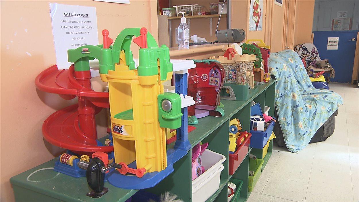 Les locaux de la Maison de la Famille de Trois-Rivières sont utilisés par les parents séparés pour procéder à l'échange de la garde de leurs enfants