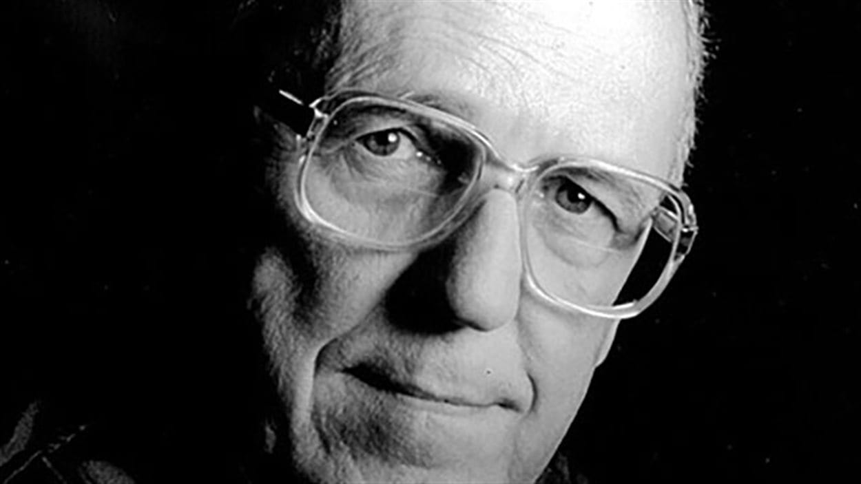 Le critique littéraire Gilles Marcotte