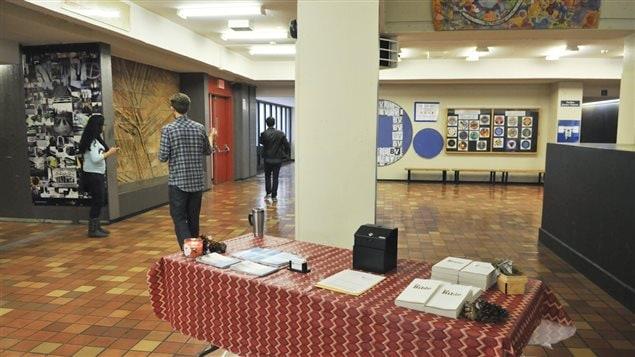 L'école Jeanne-Mance pourra rouvrir sa bibliothèque avec l'appui de l'église du Plateau.