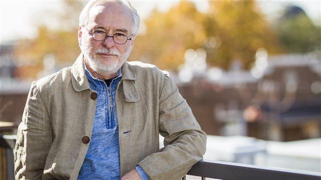 L'auteur Louis-Philippe Hébert