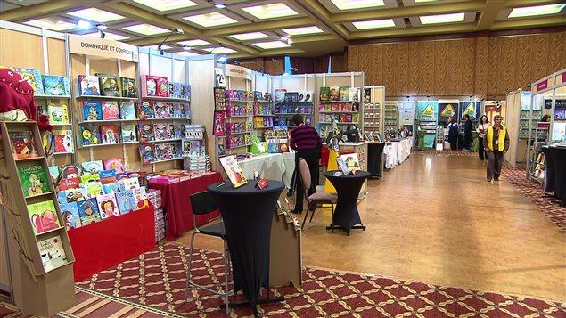 Le salon du livre de rimouski d voile sa programmation pour le 50e ici radio - Salon du livre brive 2015 ...
