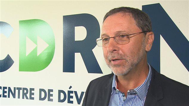 Le président-directeur général du Conseil du patronat, Yves-Thomas Dorval