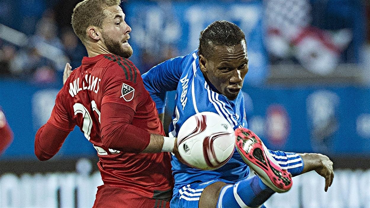 L'Impact et le Toronto FC s'affrontent dans un match éliminatoire