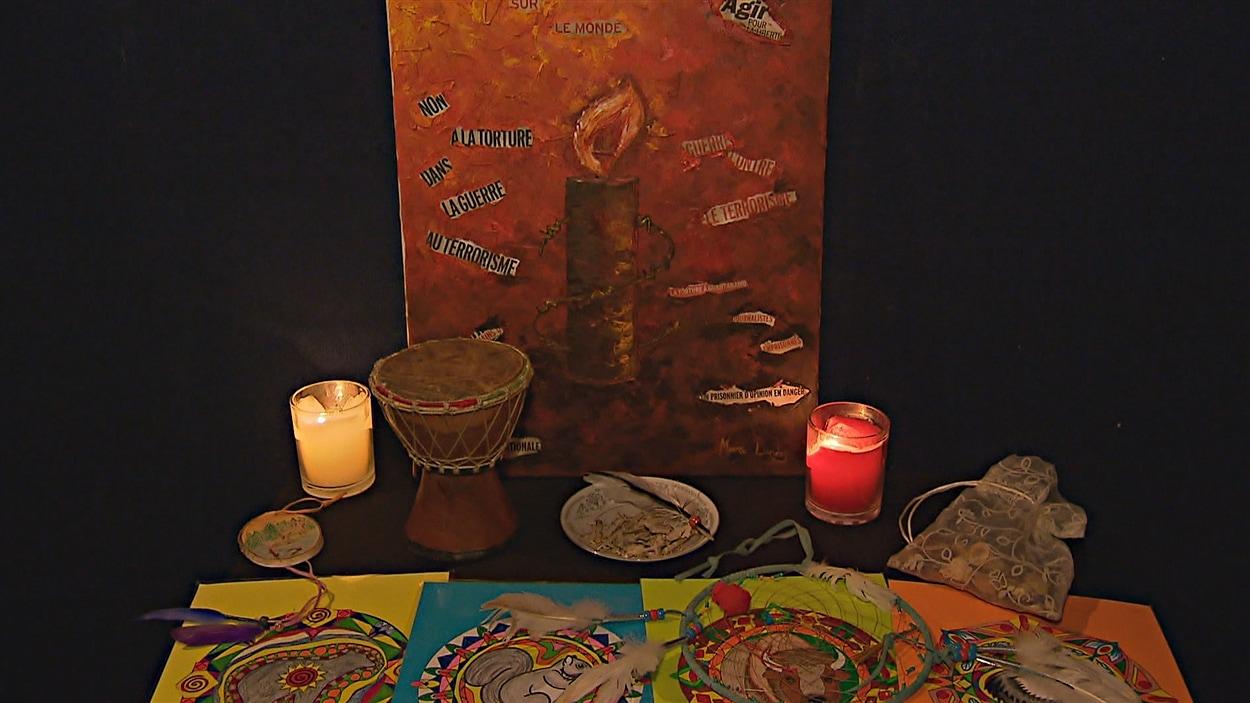 Des objets autochtones pour se rappeler les femmes autochtones disparues