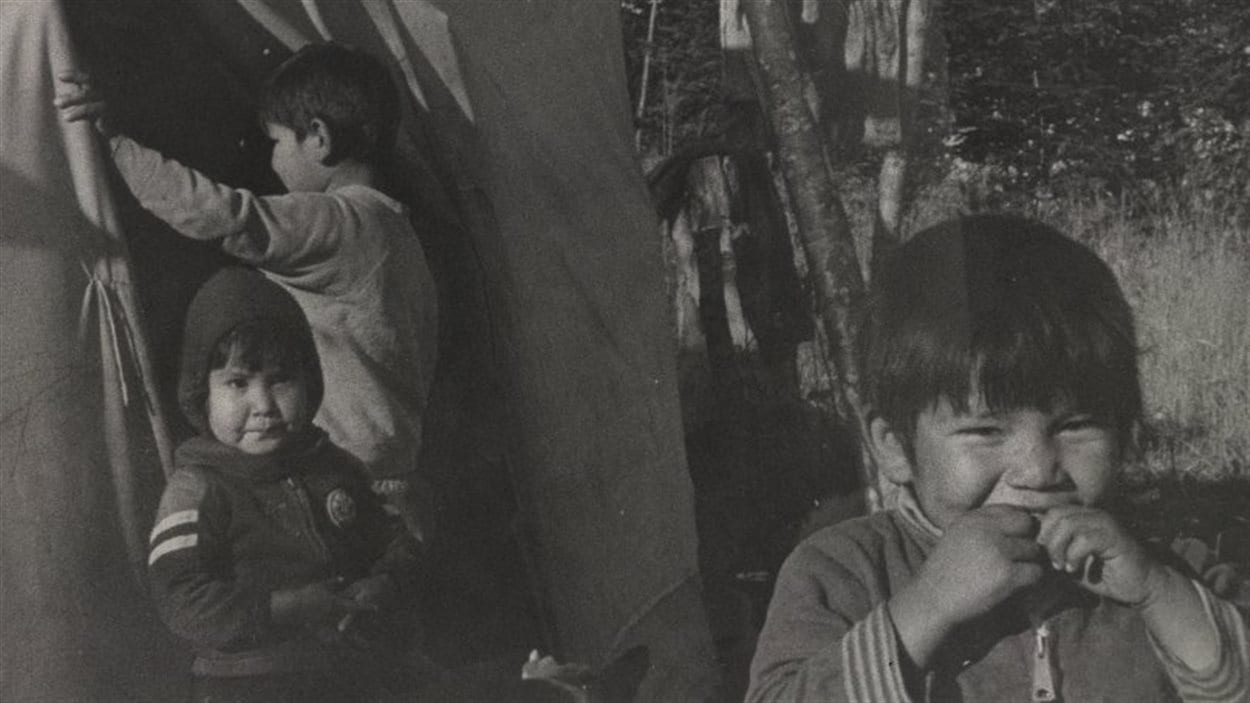 Pakuashipi, automne 1970