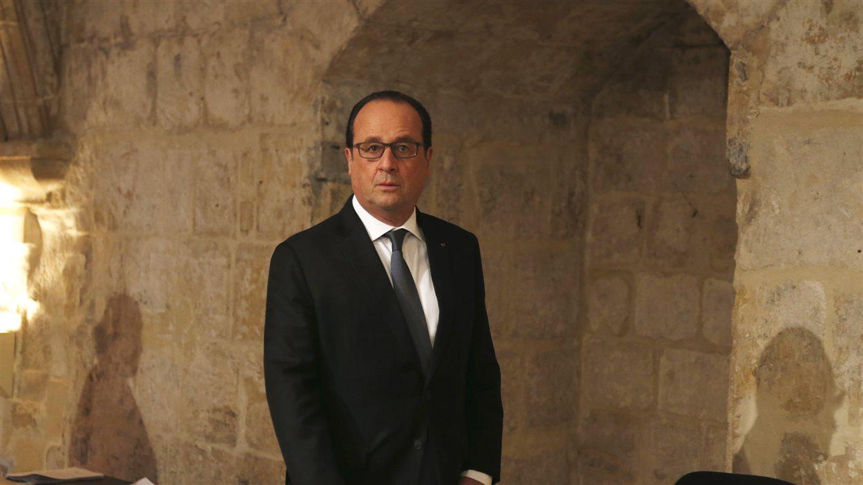 Le président Hollande à Malte dans le cadre d'un sommet sur les migrants