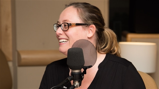 Mariève Paradis, éditrice et cofondatrice de <i>Planète F</i>
