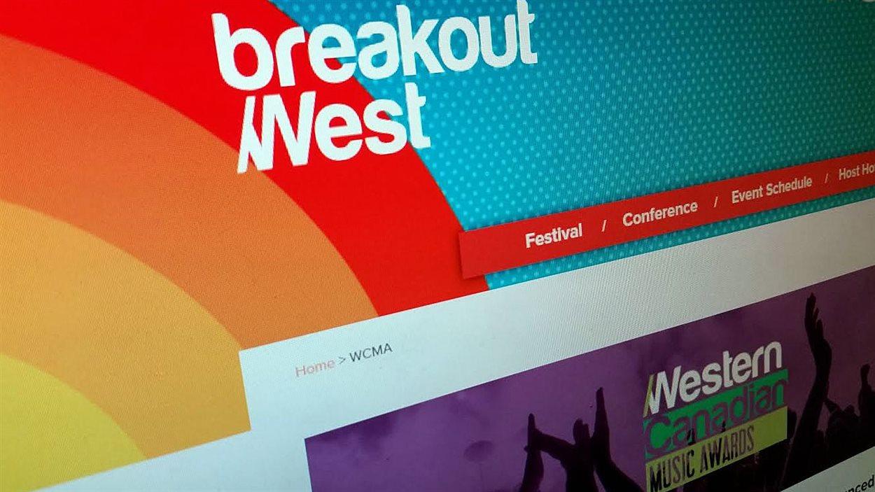 Le festival BreakOut West se tiendra à Regina en octobre 2016