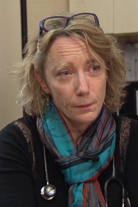La Dre Anne-Laure Lapeyraque