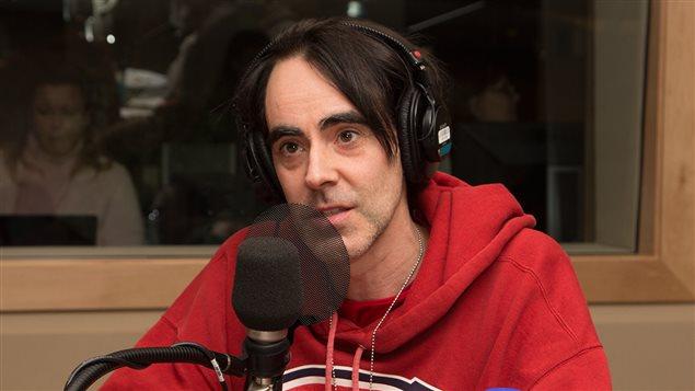 Biz, rappeur et auteur du livre « Mort-Terrain »