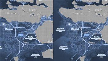 Votre ville est-elle menacée par la montée des océans?