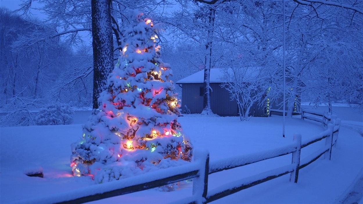aurons nous de la neige a noel 2018 Aurons nous un Noël blanc cette année? | ICI.Radio Canada.ca aurons nous de la neige a noel 2018