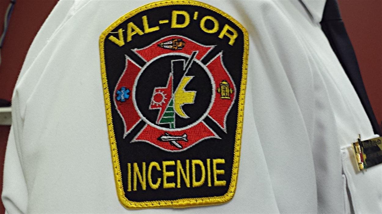 Service incendie Val-d'Or