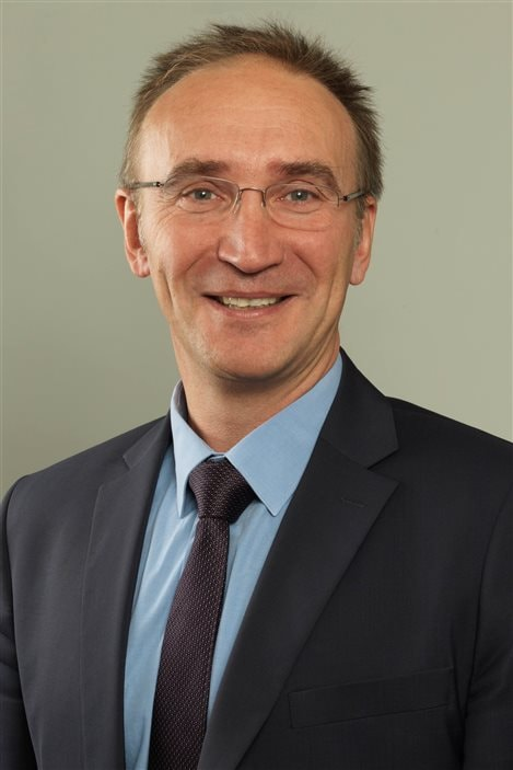 Laurent Montador, directeur général adjoint de la Caisse centrale de réassurance (CCR)