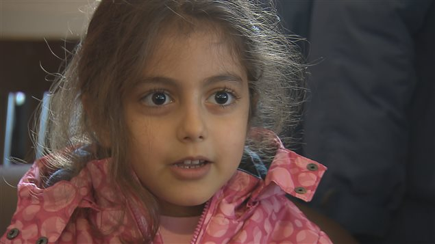 Perla, 6 ans