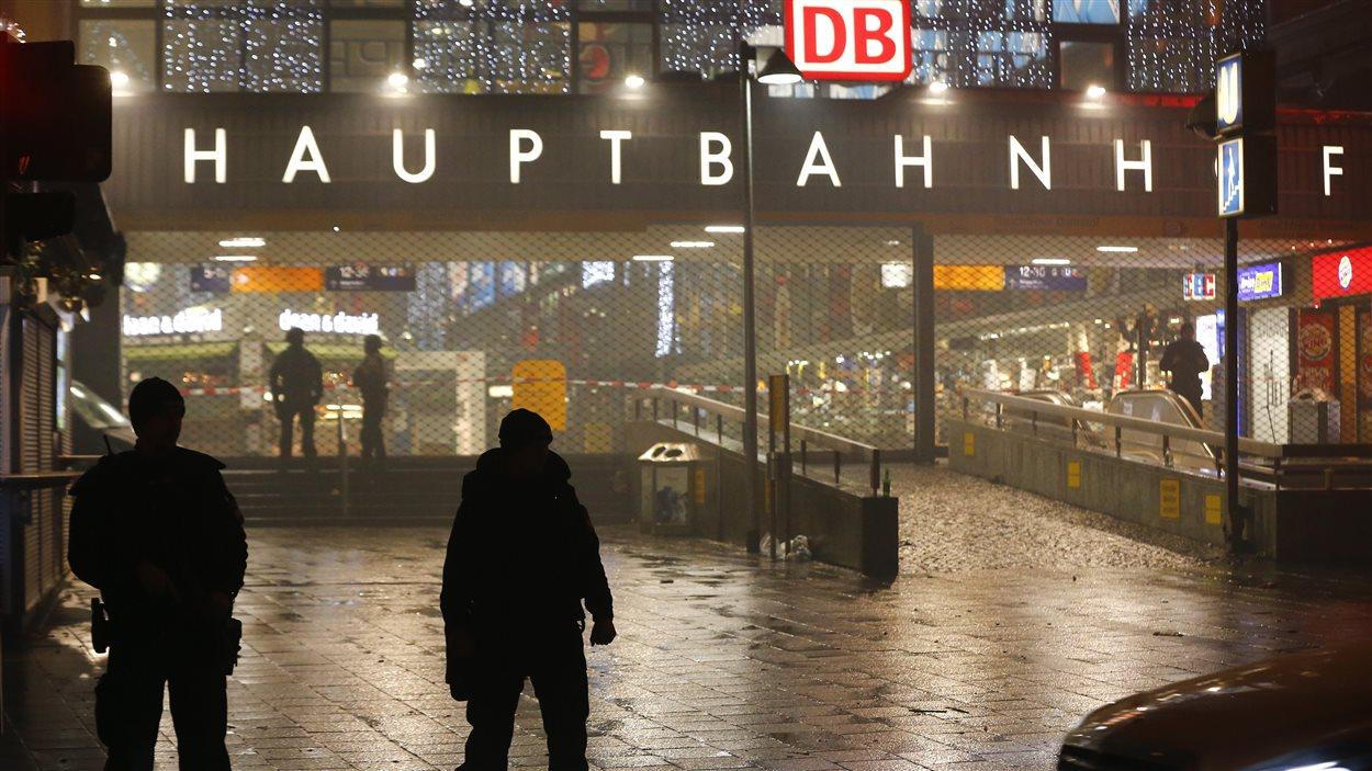 La gare Centrale de Munich et celle de Pasing, à Munich, auraient été ciblées pour de possibles attentats.