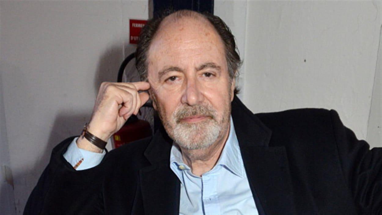 Michel Delpech aux Journées nationales du livre et du Vin 2014.