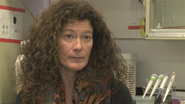 Véronique Lepage, chercheuse, Pêches et Océans Canada
