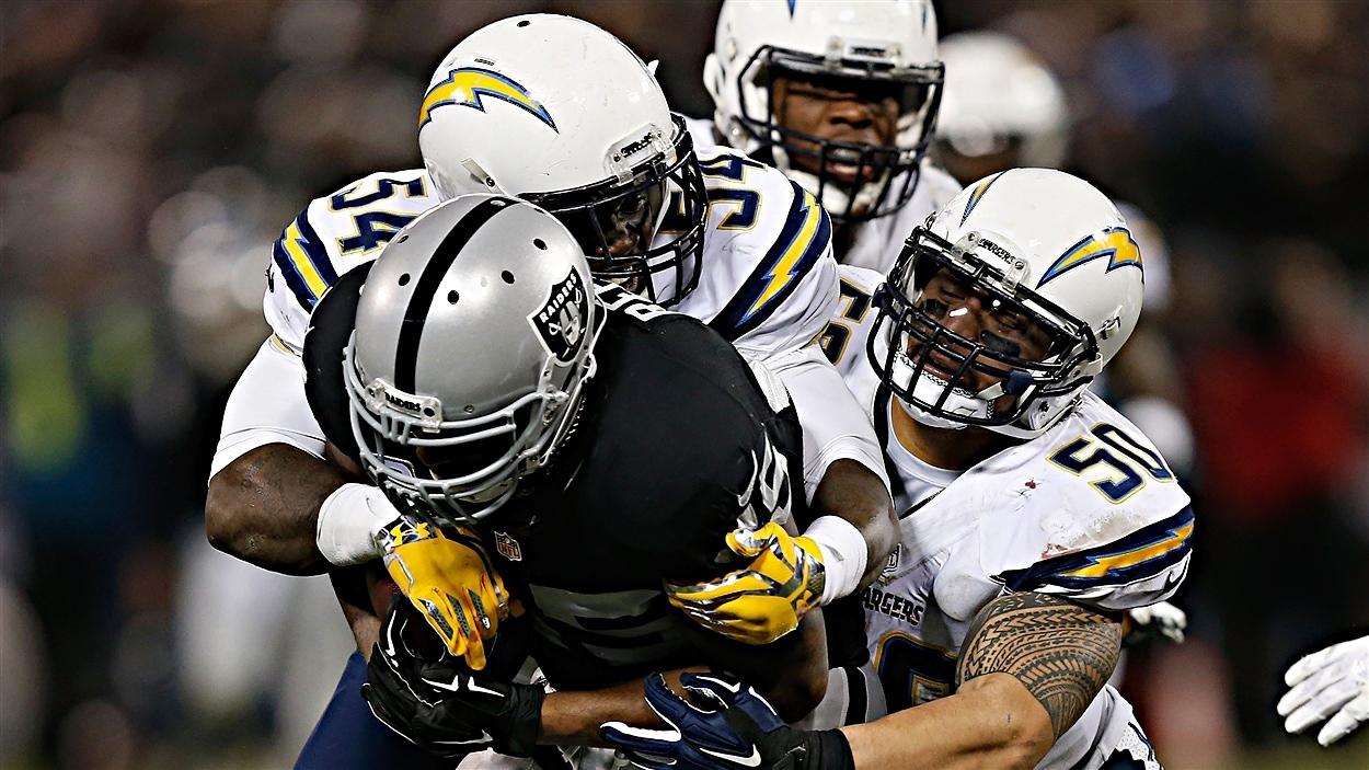 Les Chargers et les Raiders, en plus des Rams voudraient s'installer à Los Angeles