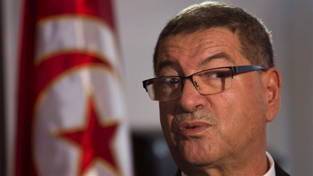 Le Premier ministre tunisien Habib Essid