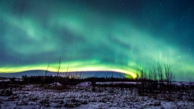 Blair Knox a pris cette photo à l'est de Saskatoon