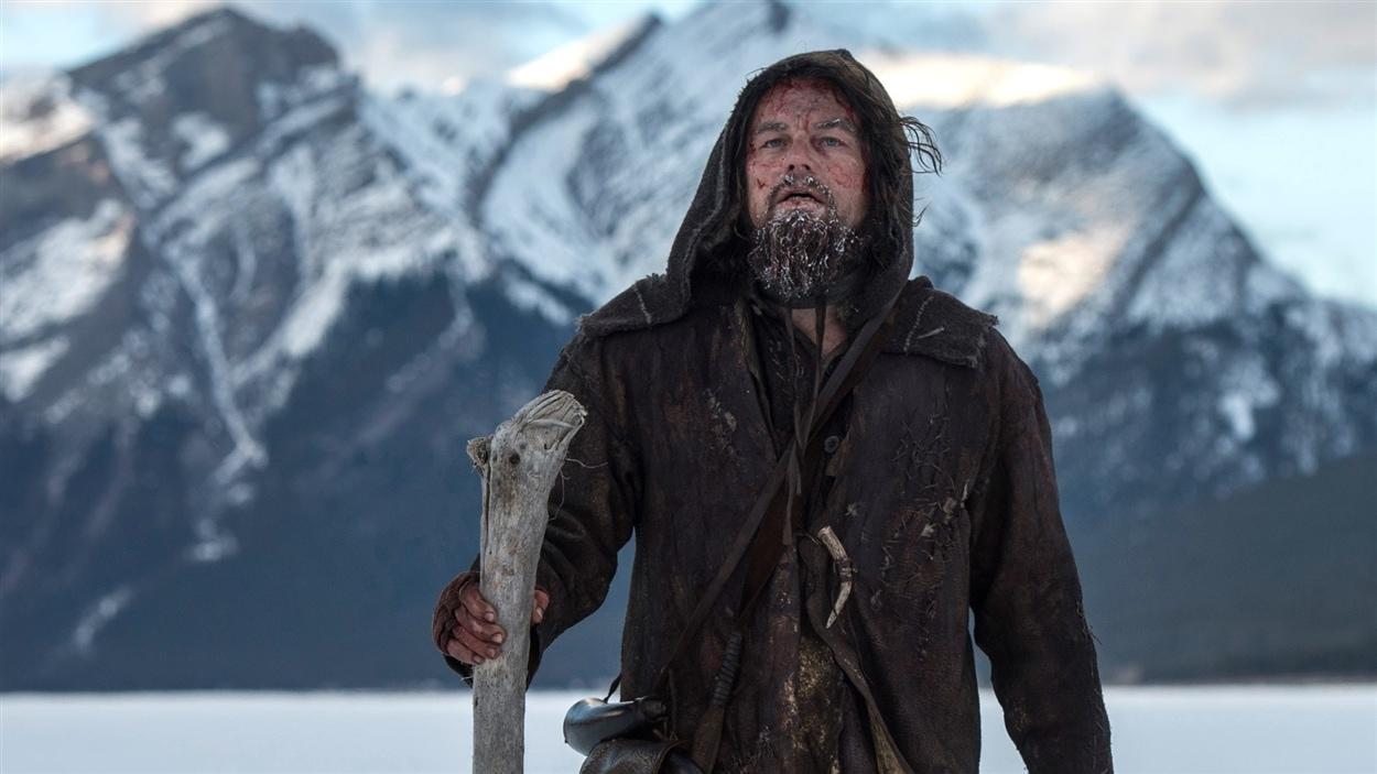 Leonardo DiCaprio dans  Le revenant  d'Alejandro González Iñárritu