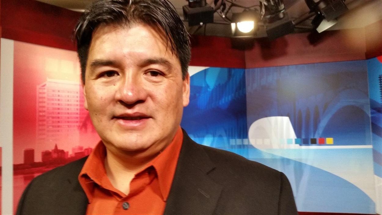 Bobby Cameron est chef de la Fédération des nations indiennes de la Saskatchewan depuis octobre 2015