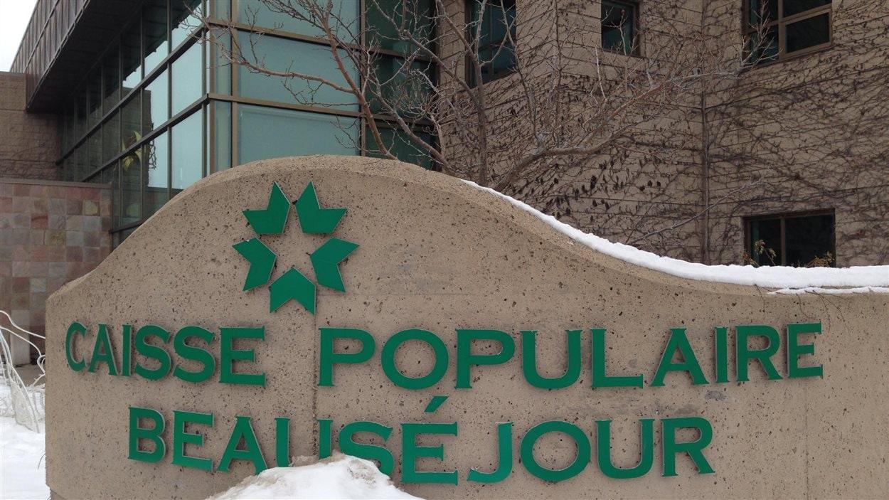 Caisse populaire Beauséjour