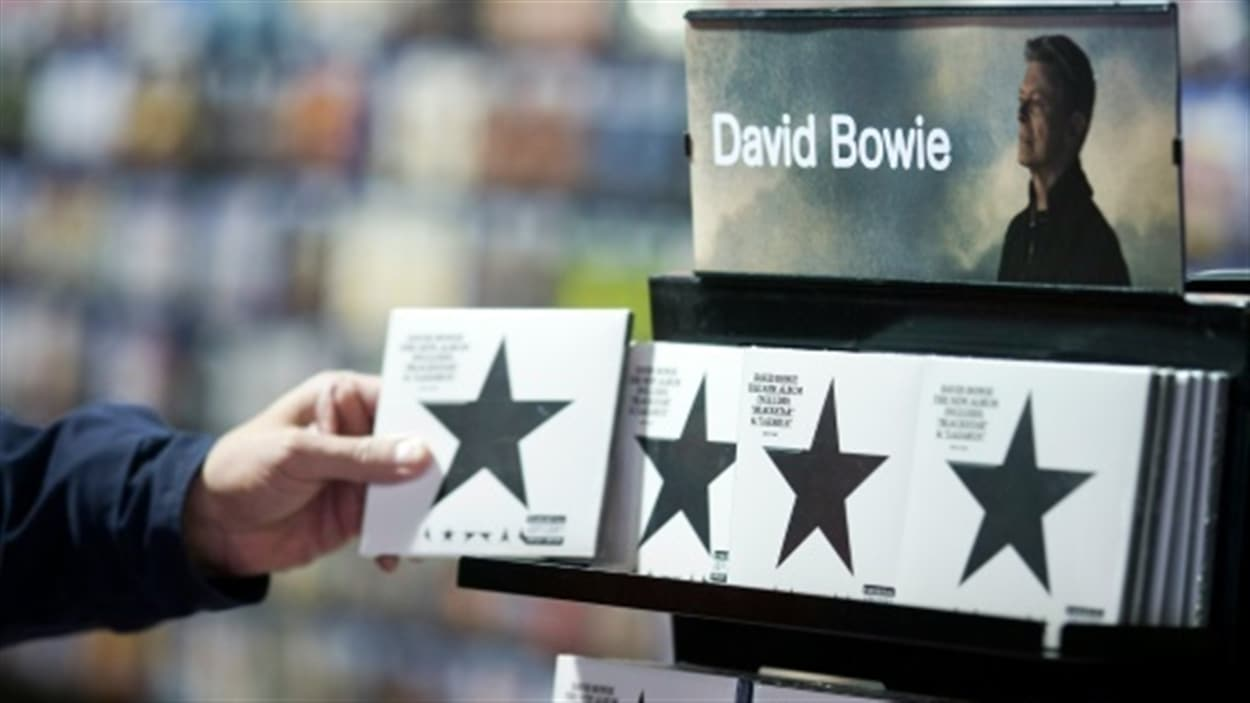 David Bowie : 1947 - 2016