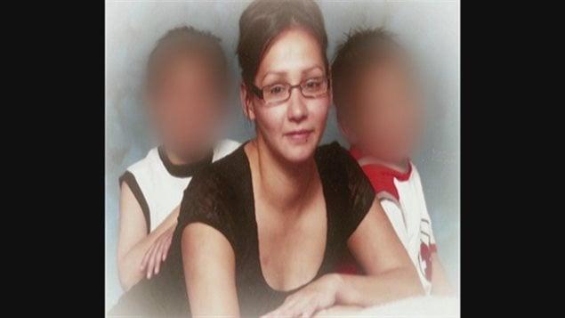 Nadine Machiskinic, mère de quatre enfants, est morte le 10 janvier 2015.