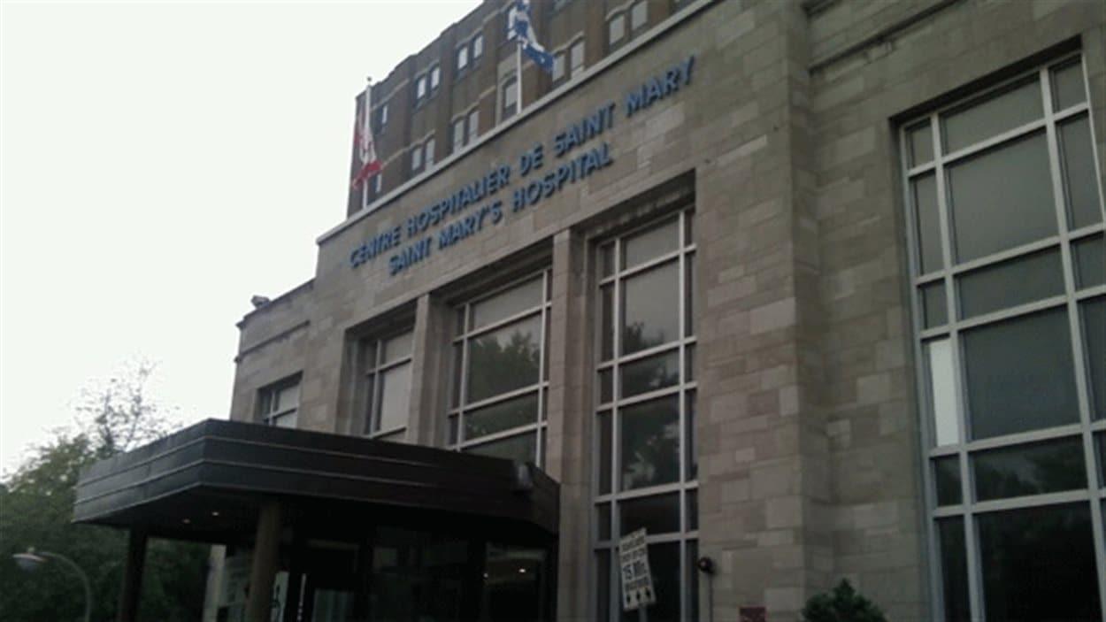 L'Hôpital St Mary, à Montréal