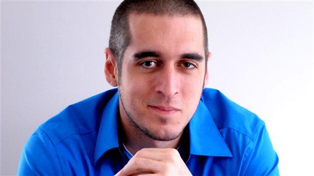 L'auteur Victor-Olivier Hamel-Morasse