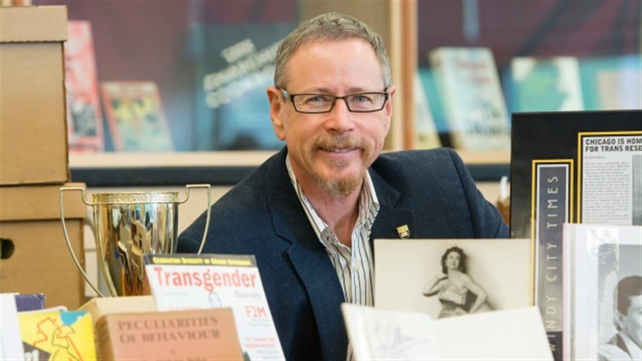 Le Dr Aaron Devor a été nommé président du programme en études transgenres à l'université de Victoria.
