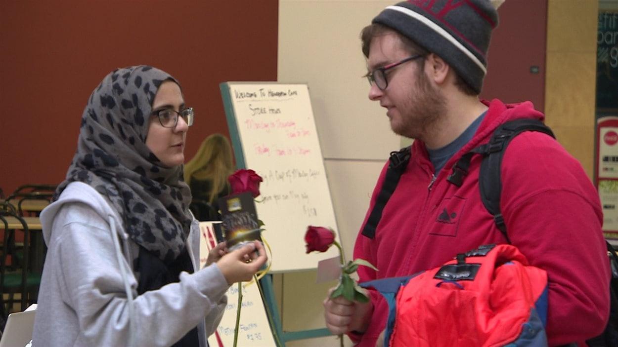 Des étudiants de l'Université de Regina veulent mettre fin aux préjugés concernant l'Islam