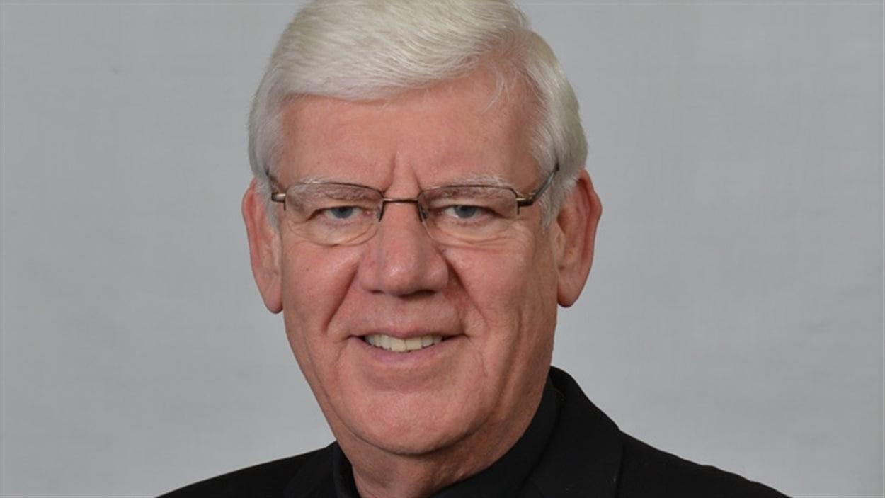 Mgr Daniel J. Bohan