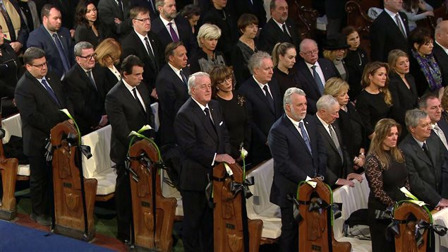 Plusieurs personnalités politiques ont assisté à la cérémonie