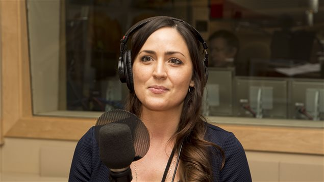Mélanie L. Dion, réalisatrice du film «Sans toi» qui porte sur les proches des gens qui se sont enlevés la vie.