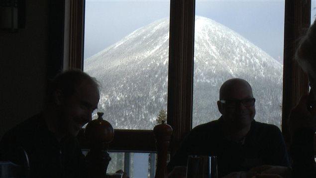 Séjour dans les Chic-Chocs à l'Auberge de montagne