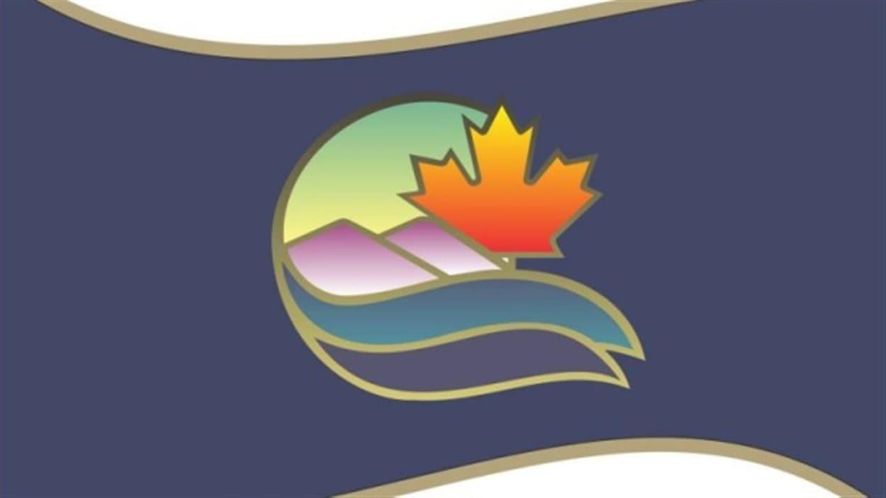 Le drapeau de la ville de Sault Ste-Marie approuvé par le conseil municipal.