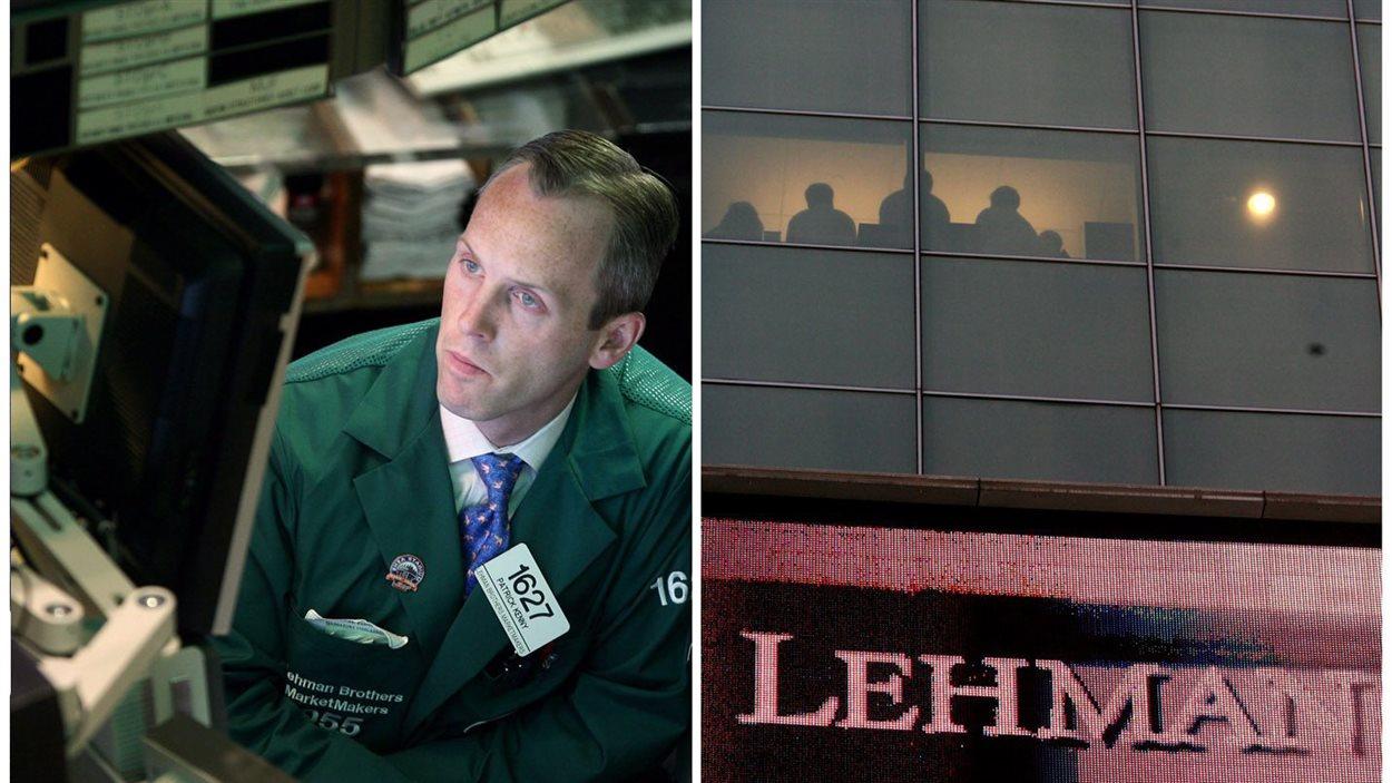 Crise des prêts à risque : JPMorgan Chase et Lehman ...