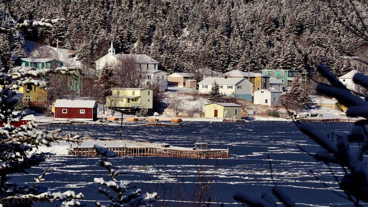 Le village idyllique de Little Bay Islands, à Terre-Neuve-et-Labrador, ne compte plus qu'une cinquantaine de résidents permanents.