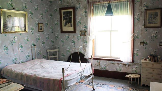 Une chambre de la maison Le Gros
