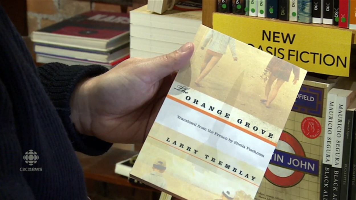 « The Orange Grove » de Larry Tremblay