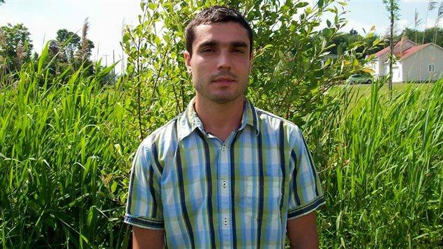 Simon Gagner est porté disparu depuis dimanche dans le secteur du Canton Hatley.