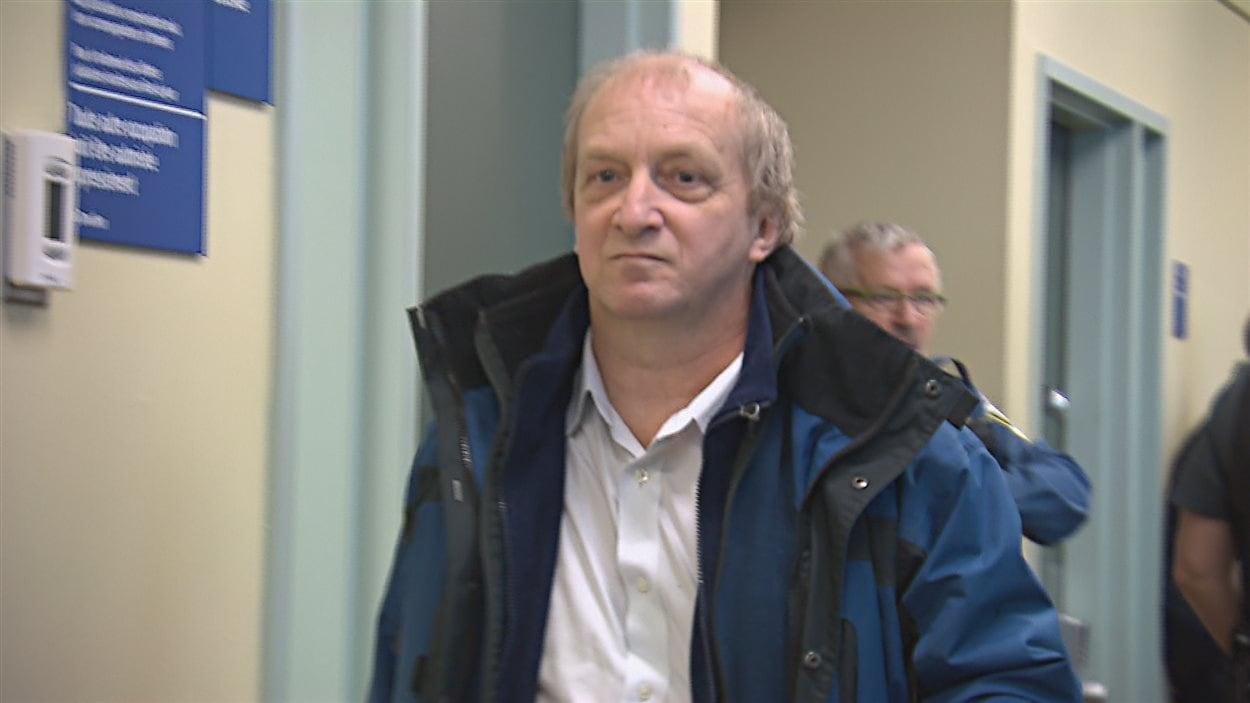 Jacques Boucher est condamné à 30 mois de prison.